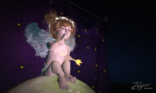 ROQUAI's little Cupids - No Speak