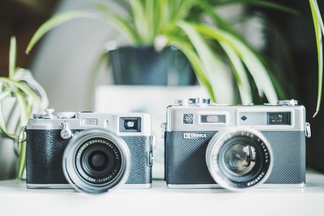 Digital vs Film