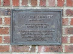 Photo of Bronze plaque № 30576