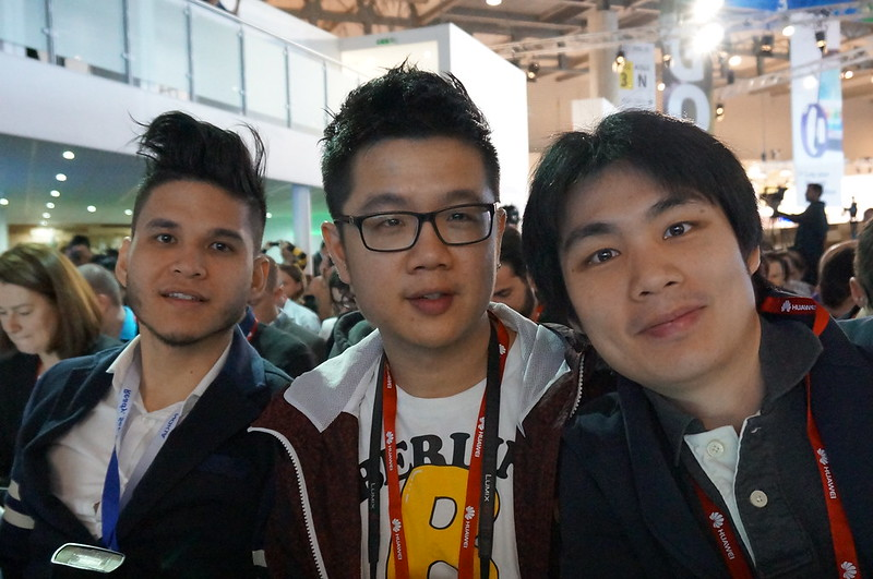 With Jay Montano (MyNokiaBlog.com) & Jason Goh (smashpop.net)