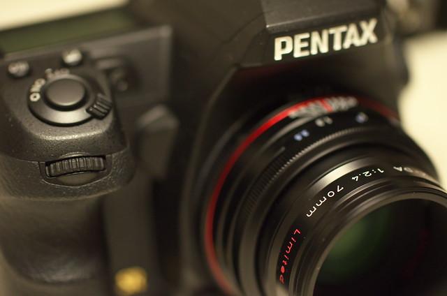 PENTAX K-3とHD PENTAX-DA 70mmF2.4 Limited 2014年2月28日