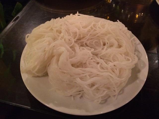 Vermicelli rice noodles - Nha Hang Ngon