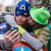Superhero Selfies on Purim by Gisele Duprez