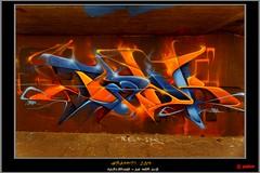 Graffiti  2014  - Karlsruhe - An der Alb: By  TENK
