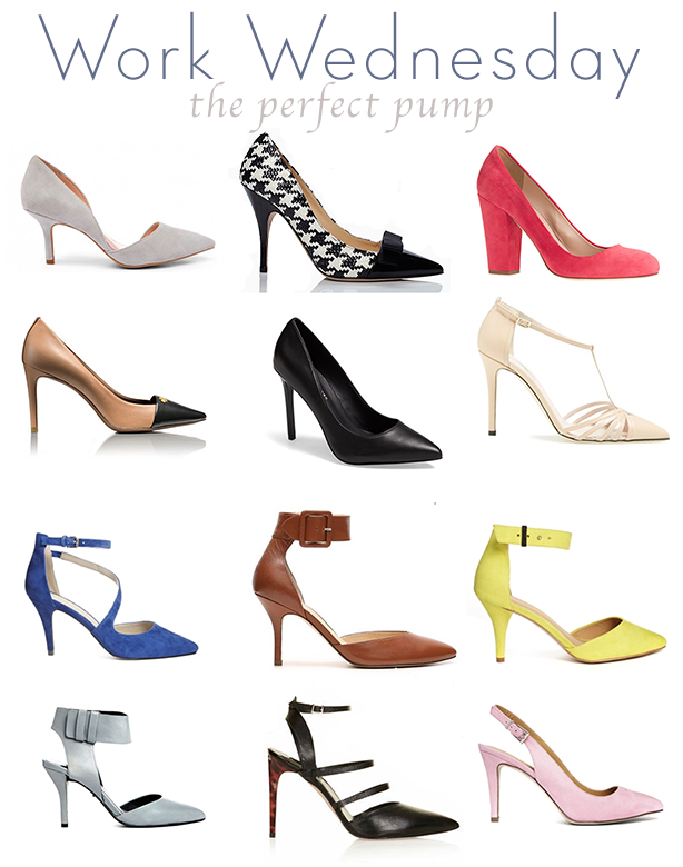 f63e3ae095 Work Wednesday – The Perfect Pump