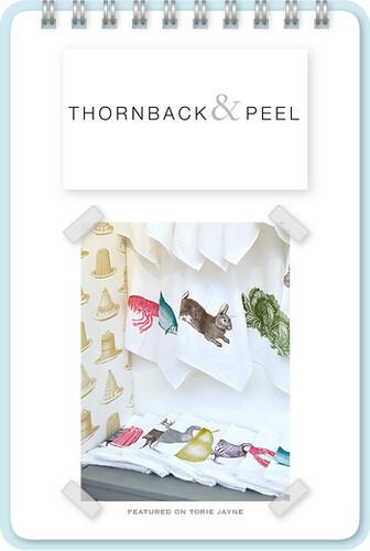 Thornback & Peel