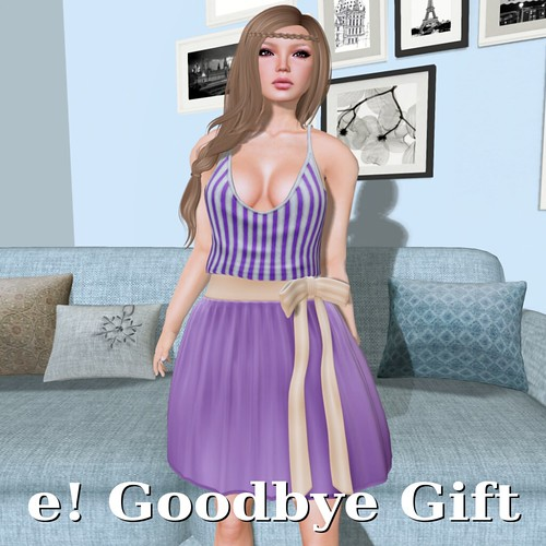 Fabulously Free in SL - Designer of The Day - 04/09/14 - E!