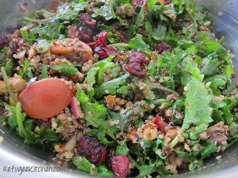 So Simple It's Silly: Vegan Quinoa Salad