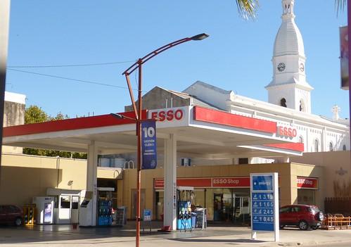 ESSO Servicentro Cañada de Gómez - Estación de servicio