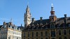 10 Apr 2014: Lille, France - Grand Place