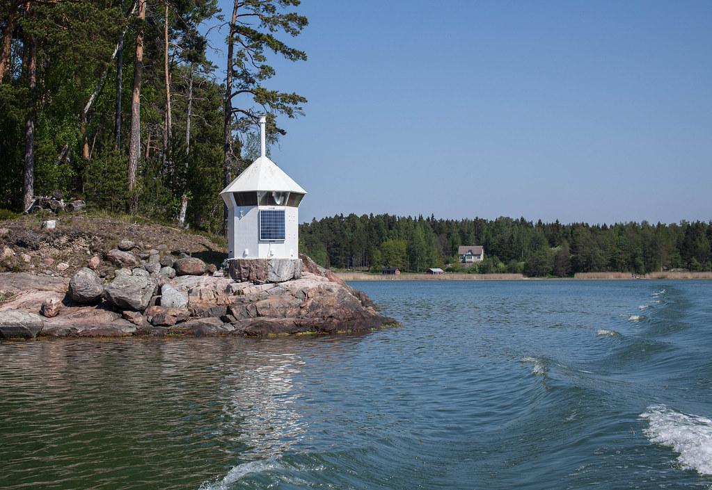 Länsi-Suomenlahden majakkaretki | 2014