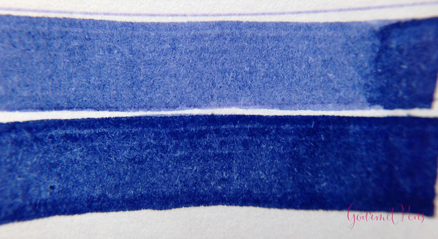 Ink Shot Review J. Herbin Blue Myosotis (Forget-Me-Not Blue) @BureauDirect (3)
