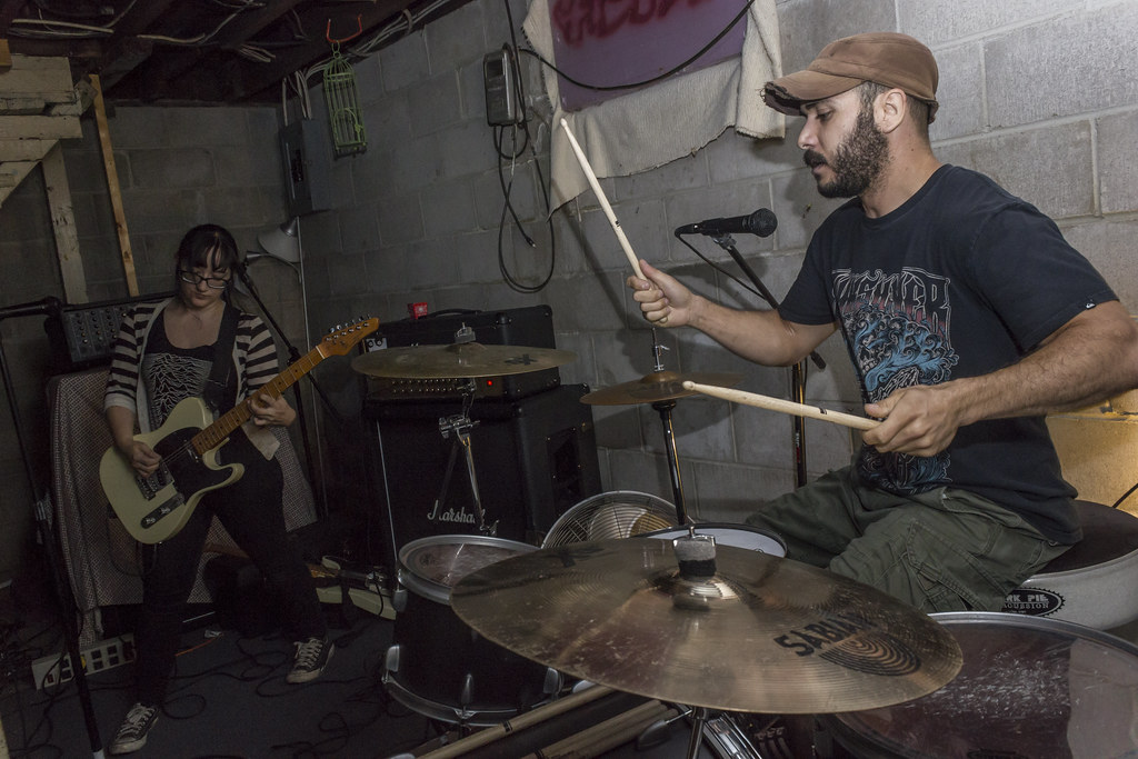 Empty Vessels at Treehouse | July 9, 2015