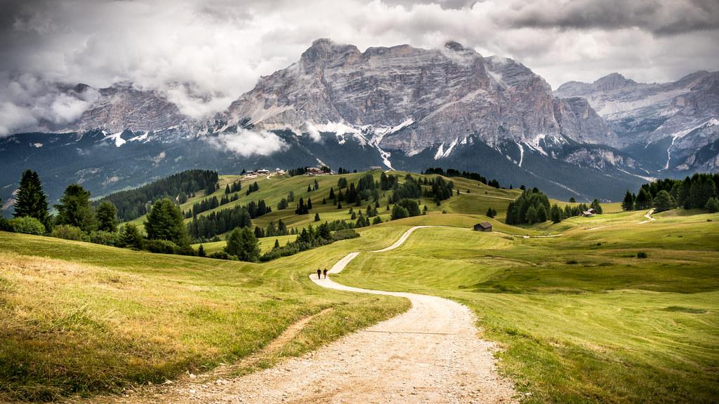 Alta Badia - Trentino Alto Adige, Italy - Landscape photography