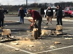 20 DT lumberjack demo