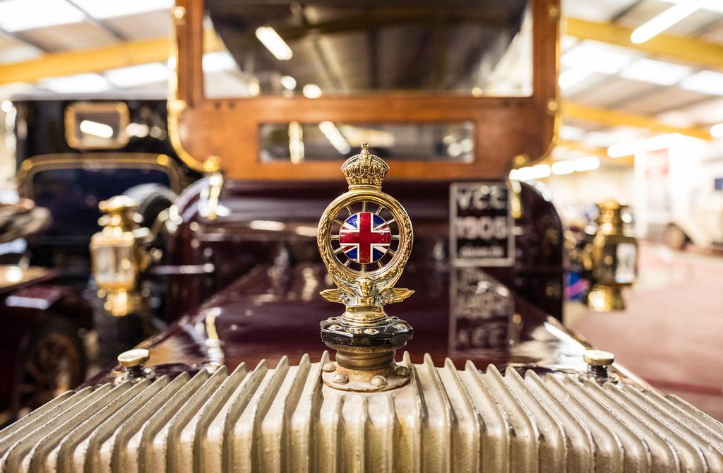 1905 Daimler Detachable Top Limousine