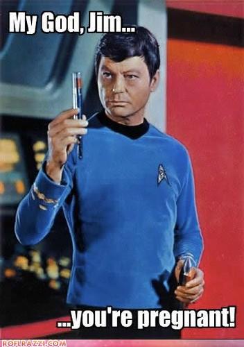 Dr Leonard McCoy photo