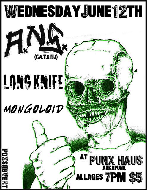 6/12/13 ANS/LongKnife/Mongoloid