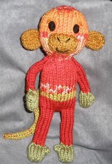 Magnus the Monkey (aka Magnus the Magnificent - Monkey Magician)