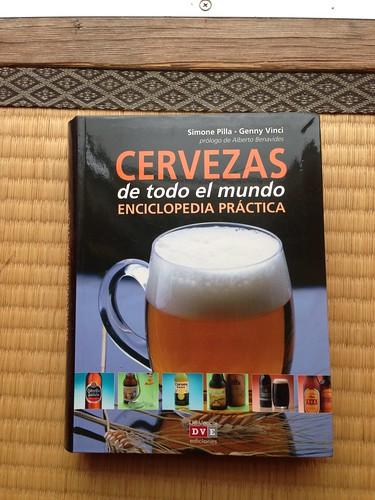 Cervezas de todo el mundo (enciplopedia practica)