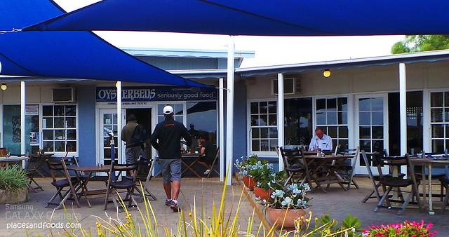 oysterbeds restaurant