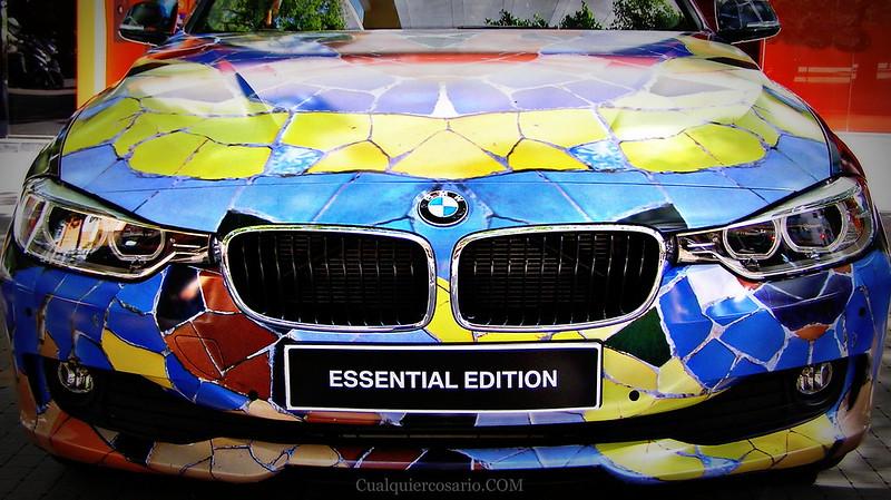 El BMW de Gaudí II