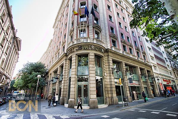 Hotel Le Méridien, Barcelona