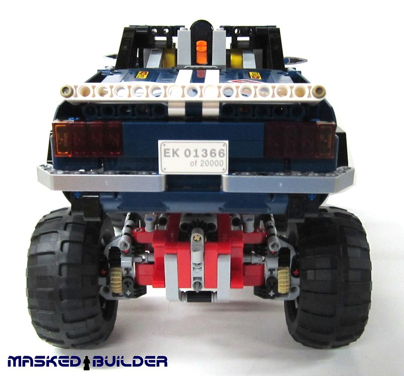 Review: 41999 4X4 Crawler Exclusive Edition - LEGO Technic ...
