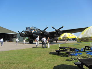 East Kirkby Aviation Heritage Centre. 149