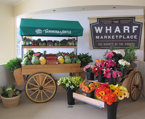 Fresh Produce at The Wharf Marketplace