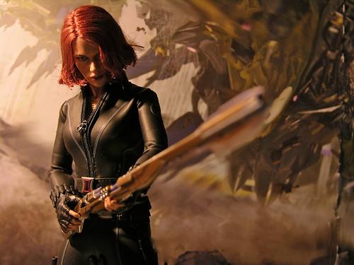 Black Widow - The Leviathan