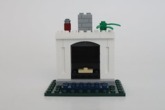 LEGO Master Builder Academy Invention Designer (20215) - Fireplace