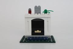 LEGO Master Builder Academy Invention Designer (20215) - Fireplace