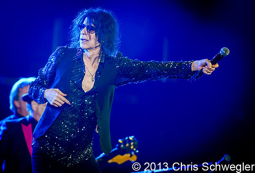 J. Geils Band - 07-18-13 - Because We Can Tour, Ford Field, Detroit, MI