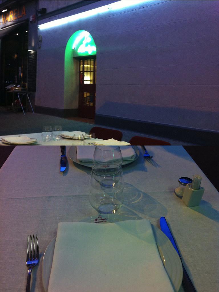 Restaurante La Bodega Barcelona - Monicositas