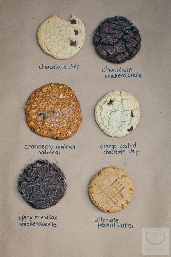 Review: Vegan Om Nom Nom Cookies