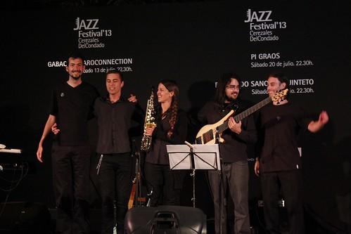 Pi Graos en concierto _ 20/7/13 _ Fundación Cerezales