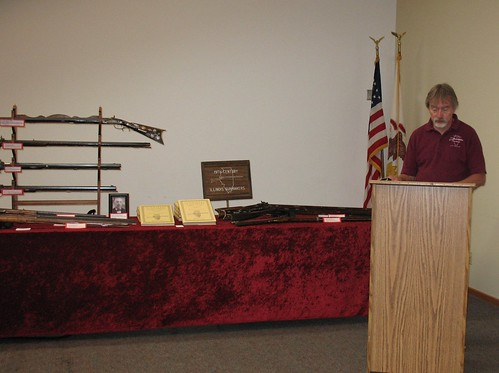 Presentation On Early Illinois Gunmakers In The Decatur Area