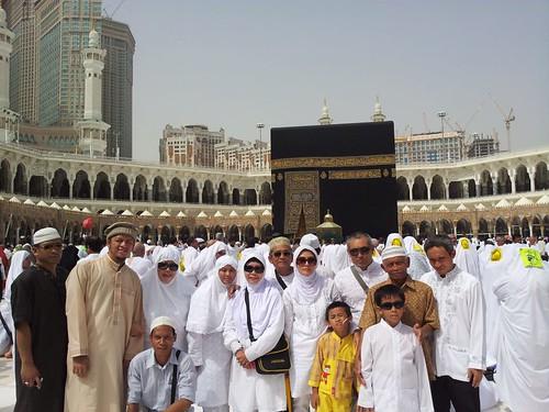 Jamaah Umroh FBI-Mekkah