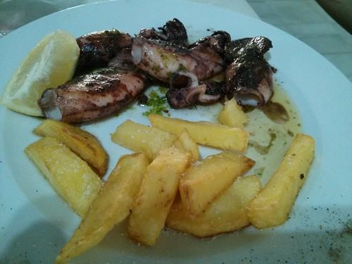 Puerto de Sagunto | Lonja 2 | Chipirones