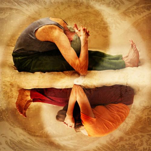 Inspiring Asanas. Folding and Stretching Energies of Yin & Yang
