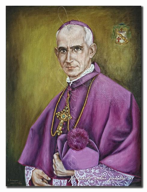 Beato Diego Ventaja Milán, obispo mártir