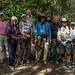 Ten hikers joined our Workout Hike today 02 Aug. 2013 in Montaña de Oro State Park, Los Osos, CA. by mikebaird