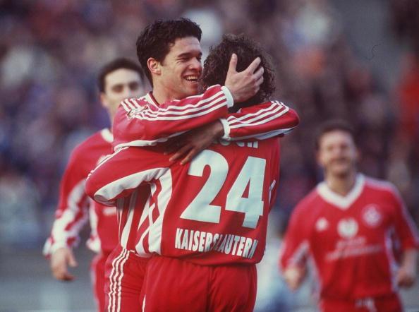 Resultado de imagem para Kaiserslautern BUndesliga 1997-1998