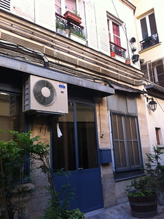 our flat in paris