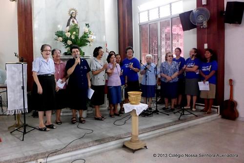 Festa de Dom Bosco e Homenagem às Filhas de Maria Auxiliadora by cnsamanaus