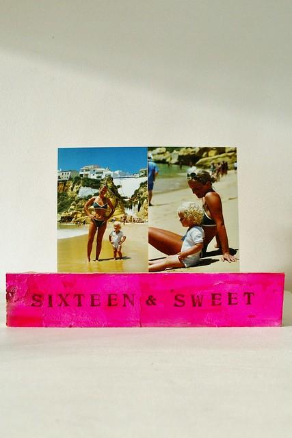 sixteen & sweet