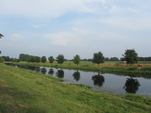 Das Münsterland - Spektakuläres sucht man vergebens, aber Ruhe gibt es hier im Überfluss.