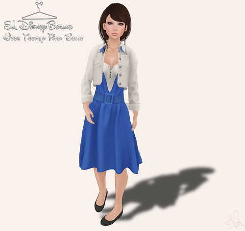 SL Disney Bound - Belle ; ONE