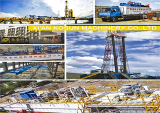 KOSUN solids control system Project-production, shippment and installation